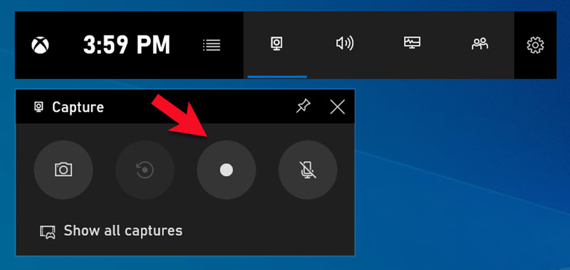 How to Record Windows 10 Screen with Game DVR